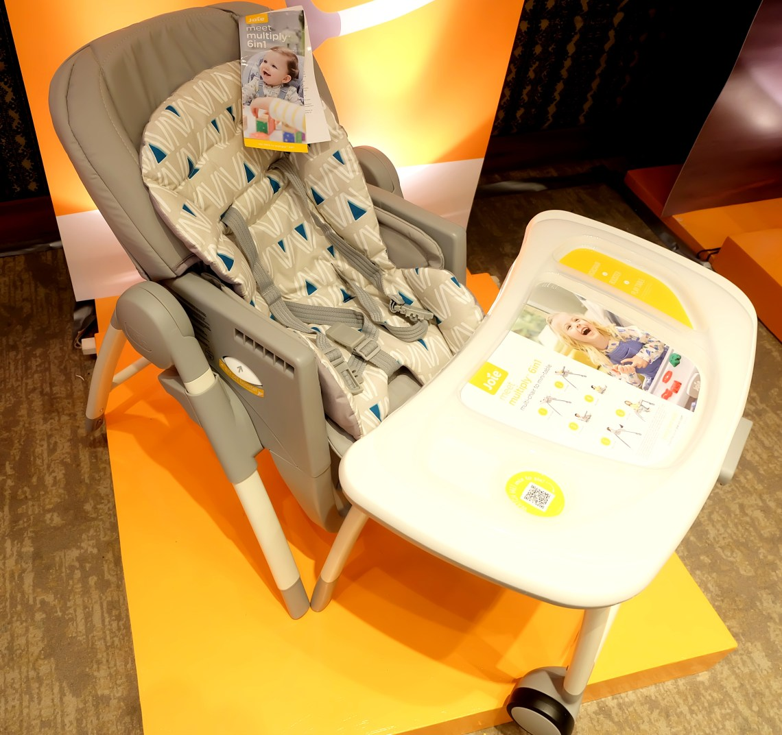 dyosathemomma: Joie car seat, stroller launch with Camille Prats and Nala as Brand Ambassador