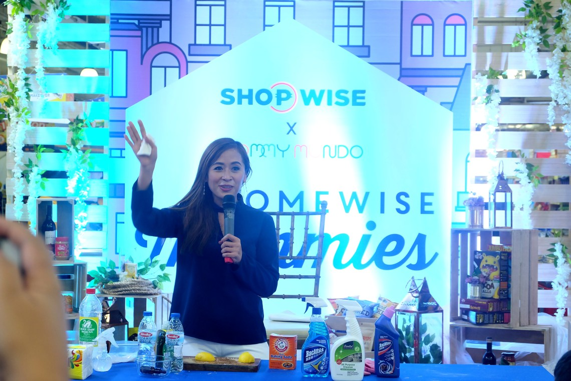 dyosathemomma: Shopwise Home Wise Moms, Mommy Mundo
