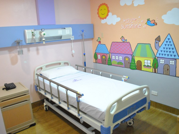 dyosathemomma: World Citi Med Pediatrics Floor Launch