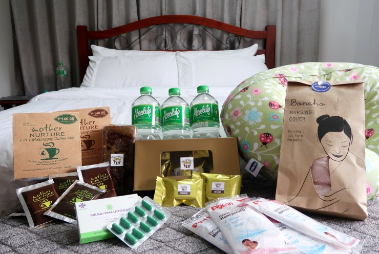 dyosathemomma: Top Breastfeeding Essentials, Absolute Distilled Drinking Water, Mother Nurture Coffee Drink, Mega Malunggay, Pigeon Breast pads, Nursing Cover, Chicco Boppy Pillow, Craving Bites PH lactation treats, Nursing Dress, Breast Pump