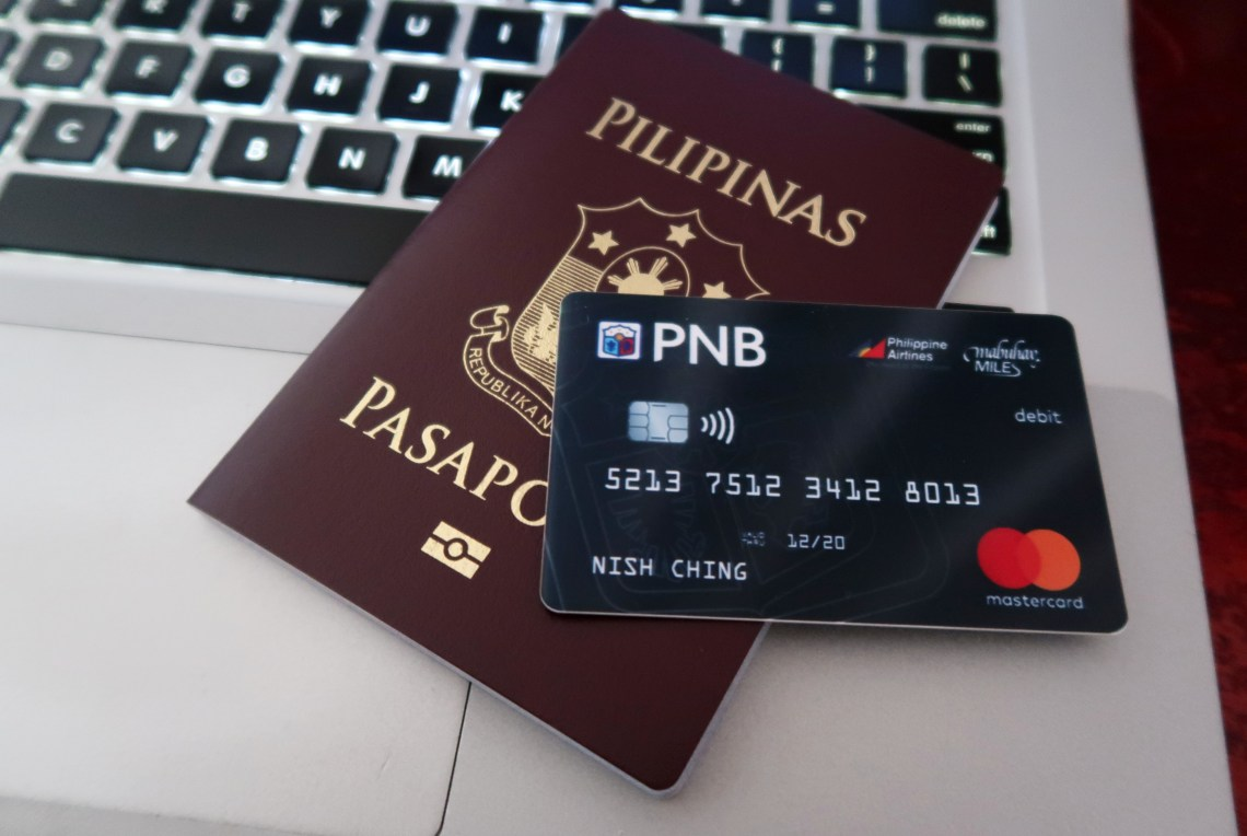 dyosathemomma: PNB-PAL Mabuhay Miles Debit Mastercard Launch