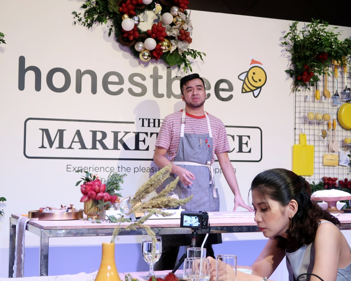 dyosathemomma: Honestbee, The Marketplace, online shopping