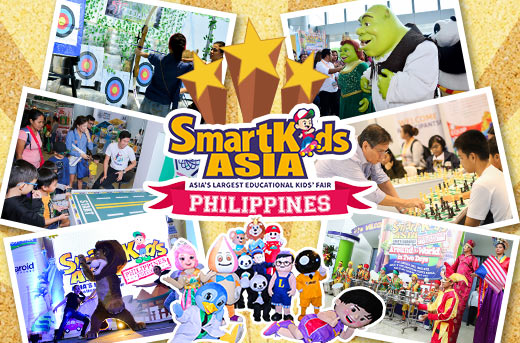 dyosathemomma: SmartKids Asia Philippines, The Largest Educational Kids' Fair 2019, SMX Convention Center, Mall of Asia