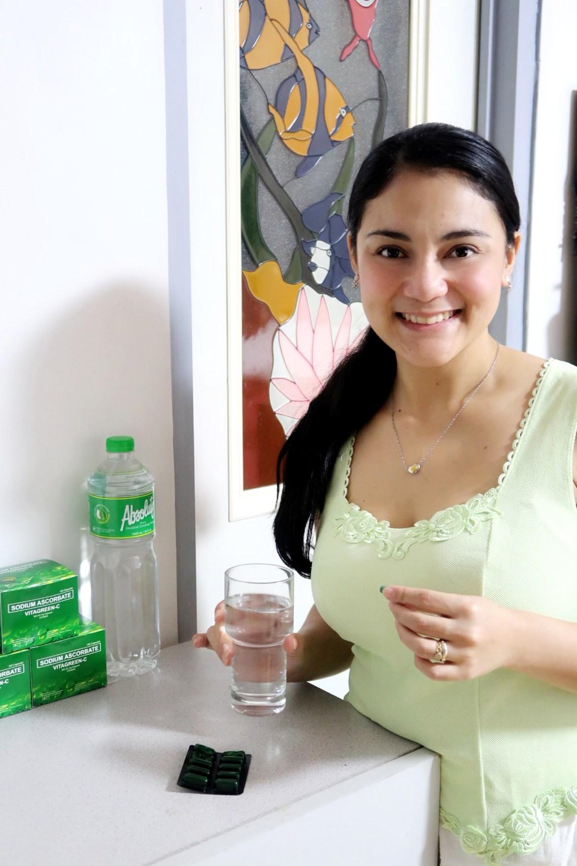 dyosathemomma: why moms should drink Vitamin-C everyday, Vitagreen-C, mommy blogger