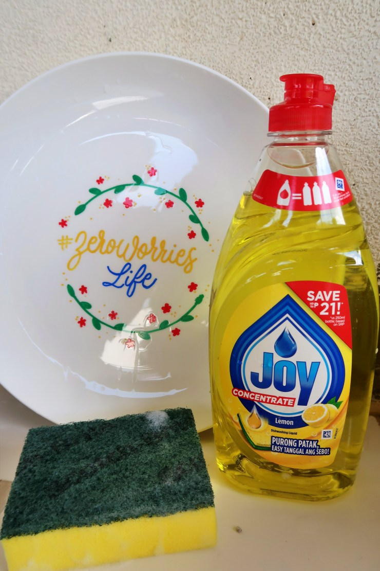 dyosathemomma: Tips on how moms can live a worry-free life, Best ever Joy dishwashing liquid, mommy blogger ph