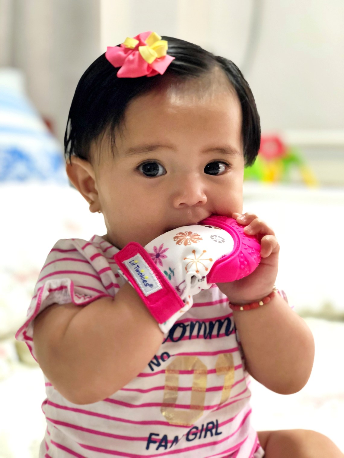 dyosathemomma: Li'l Twinkies review, mommy blogger ph, chewy mitten