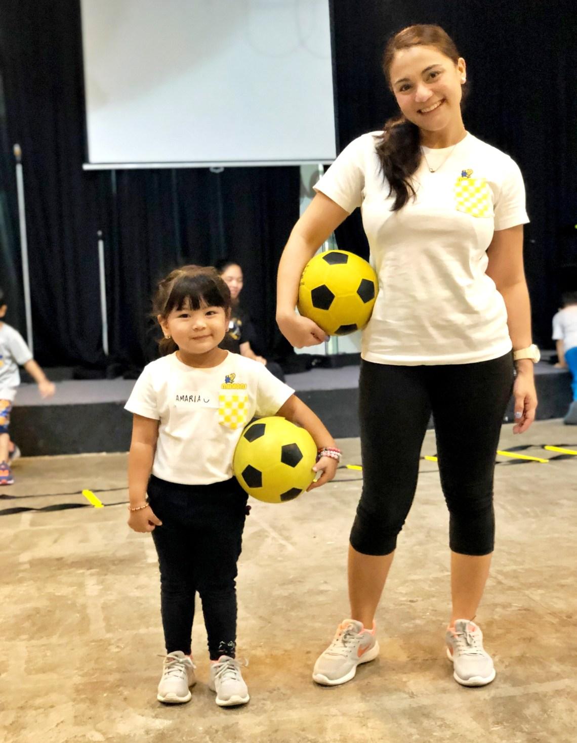 dyosathemomma: Ready Steady Go Kids, RSGK, multi-sports summer program activity for kids, Amaria Niszha, AmariaNish