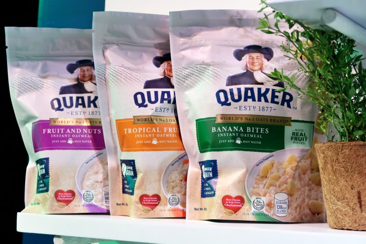 dyosathemomma: #QuakerDeliciousMornings Quaker Oats, mommy blogger ph, healthy breakfast, instant oatmeal