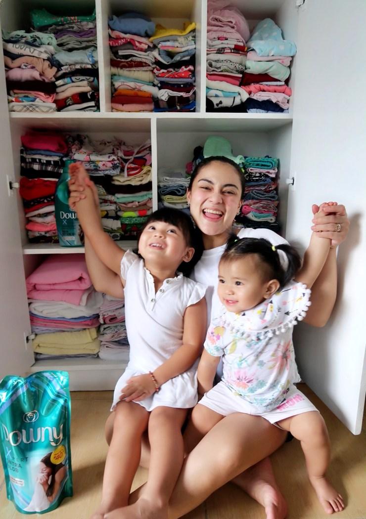 dyosathemoamma: Downy Kontra Kulob Review, mommy blogger ph, MariaAmariaMariana