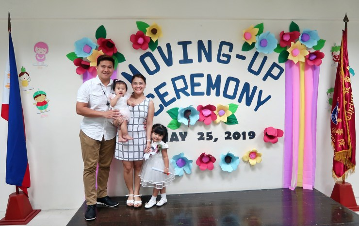 dyosathemomma: what age to enroll in nursery, mommy blogger, TeamKaChingChingChing