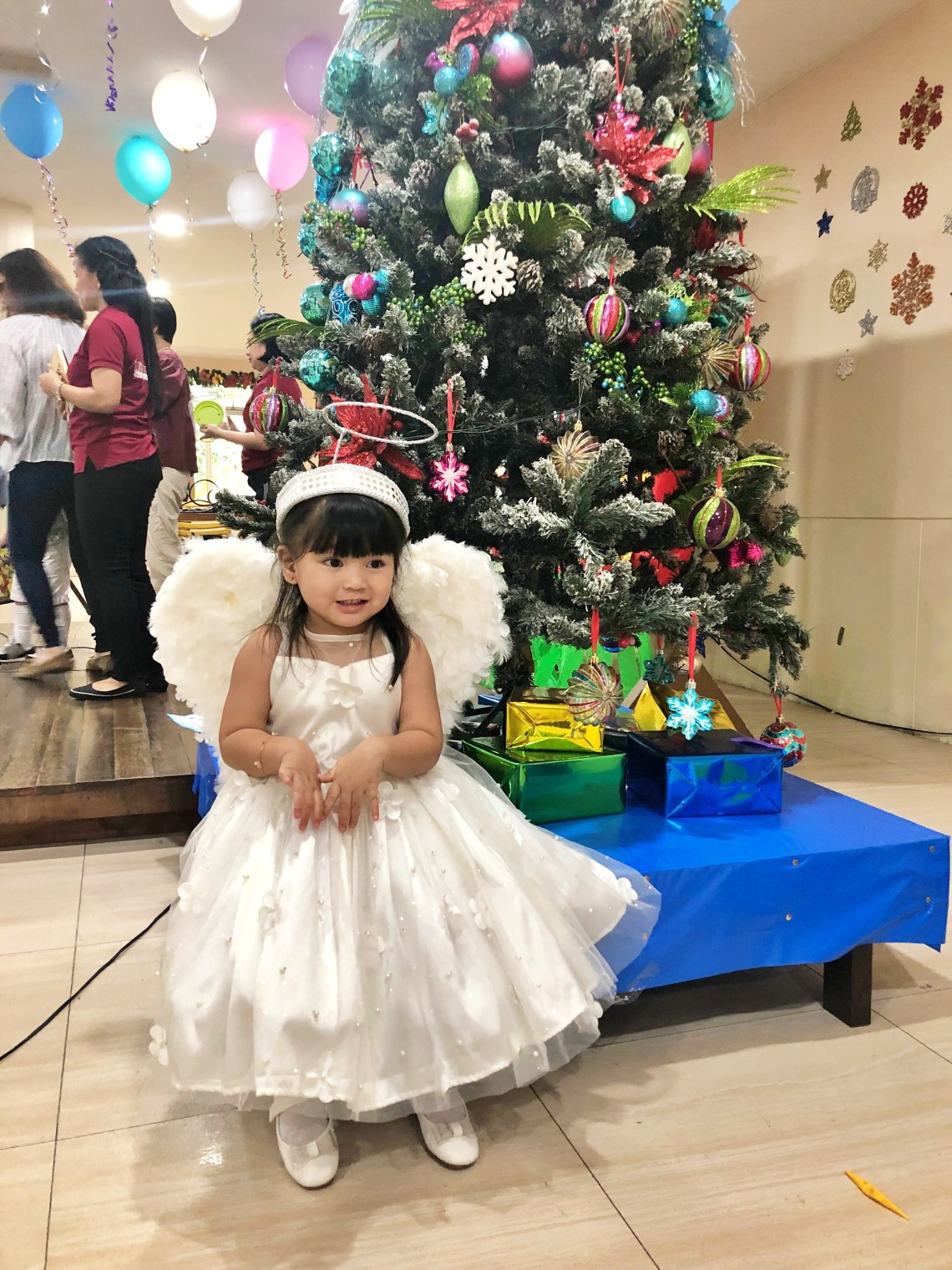 dyosathemomma: what age to enroll child in nursery, mommy blogger, WisdomMind Grace Christian College, AmariaNiszha