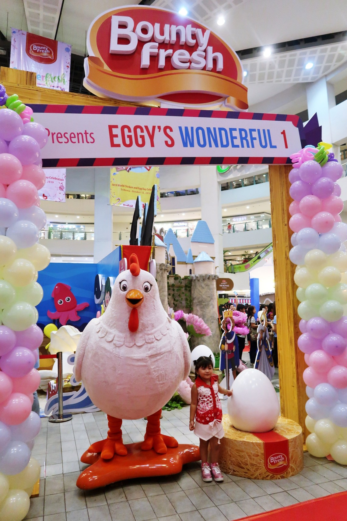 dyosathemomma: Bounty Fresh World Chicken and Egg Day 2019, #LakingFarmFresh #OctoberFresh Amaria Niszha