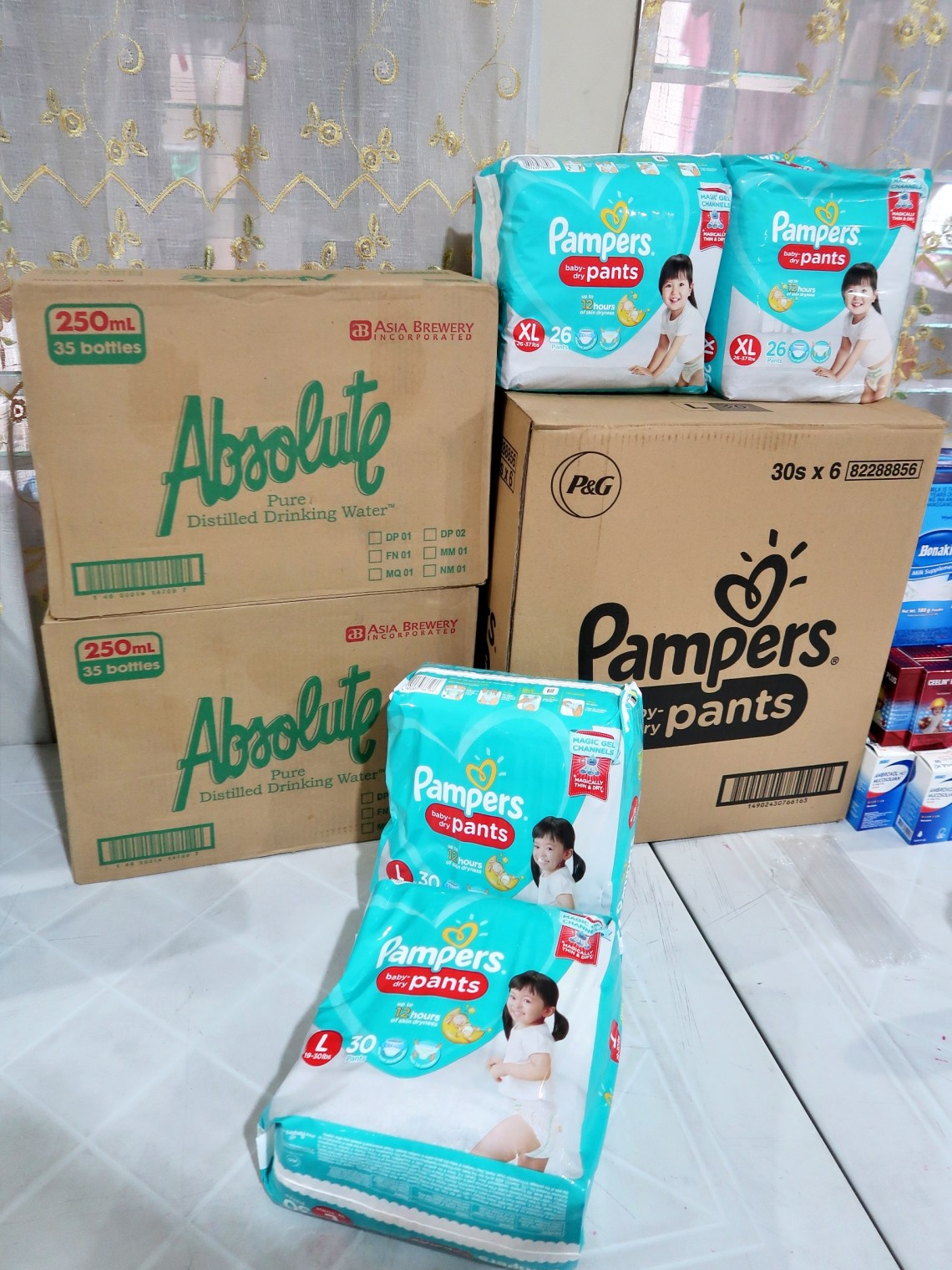 dyosathemomma-#MomPartnersForLIFE-outreach program in the philippines-Grace To Be Born- mommy bloggers ph-Pampers-Absolute