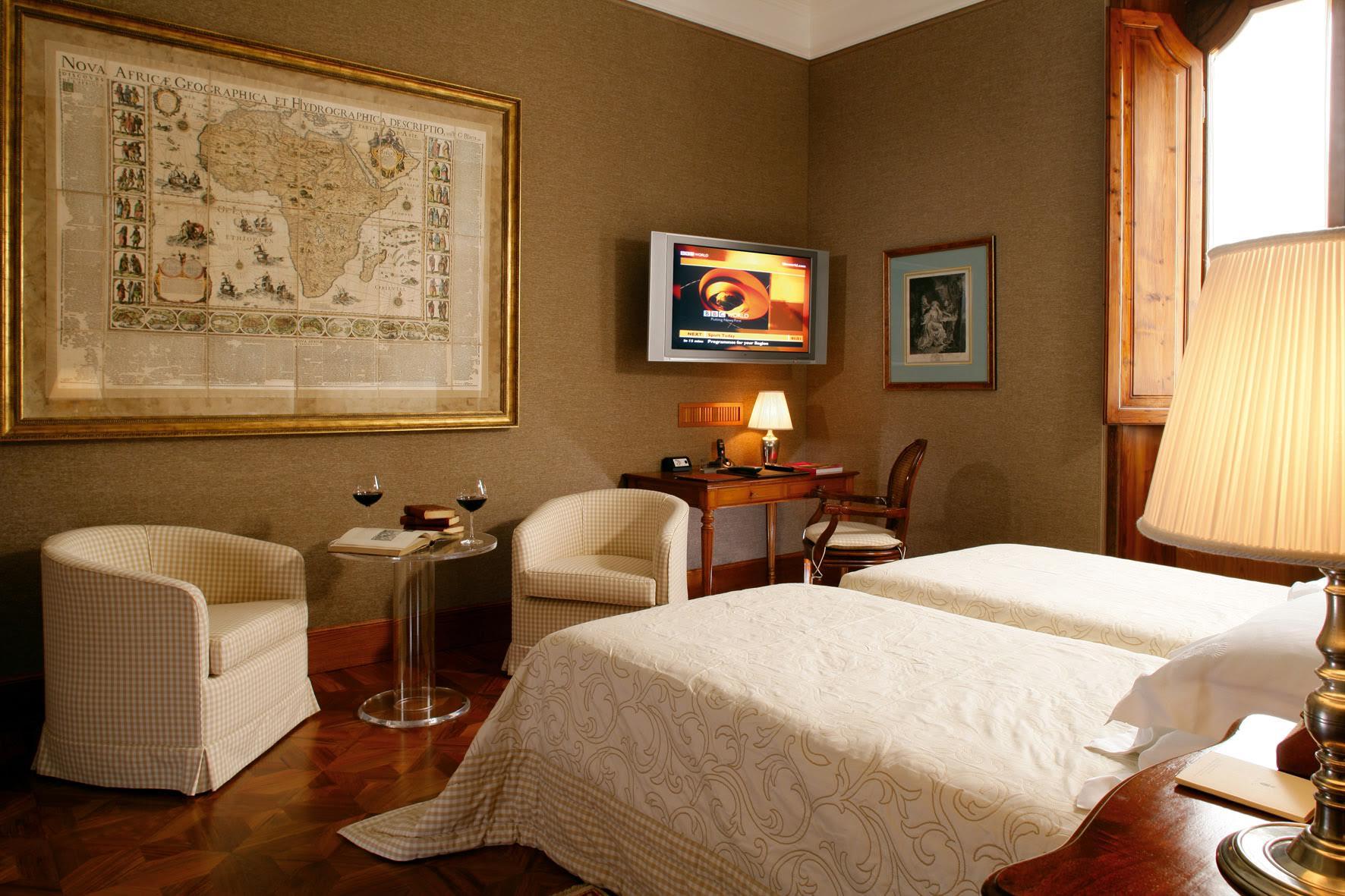 Villa Spalleti Trivelli  Boutique Hotel Rome Centre