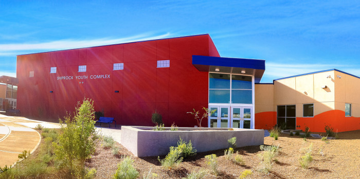 Navajo Nation Department of Youth Shiprock