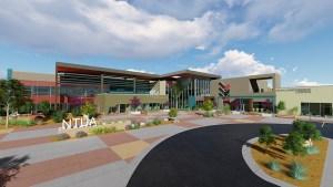 NTUA Headquarters