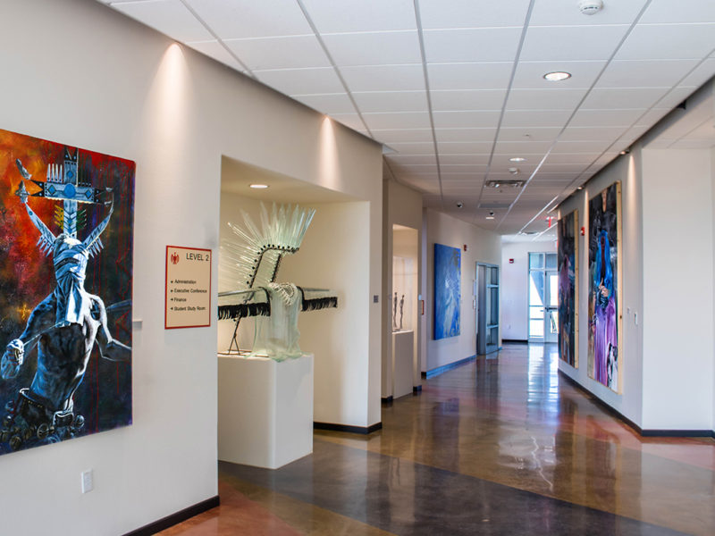 IAIA Welcome Center 3