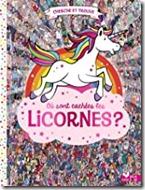 ou sont passees les licornes