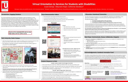 OLA Poster York Engaging Students