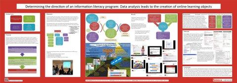 Information Literacy program direction