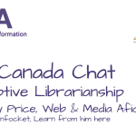 SLACanada Chat with Gary Price: Preemptive Librarianship