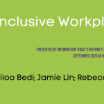Inclusive Workplaces Begin with You