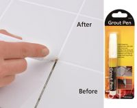 Grout whitening Pen Reviver Kitchen Shower Tile Bathroom ...