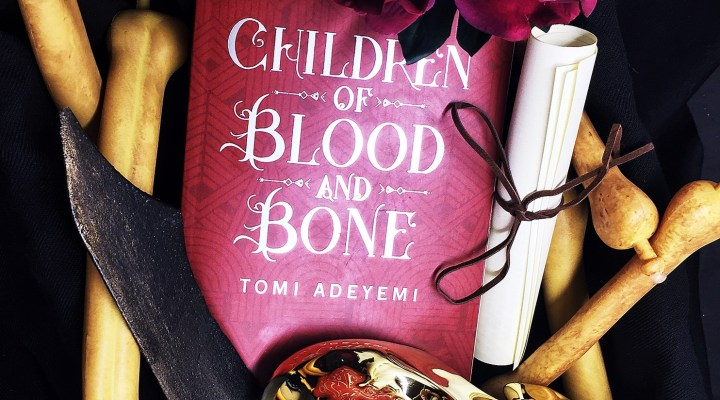 children of blood and bone legacy of orisha 1 by tomi
