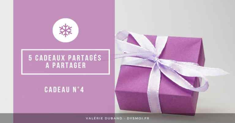 Cadeau n°4 …. bientôt Noël