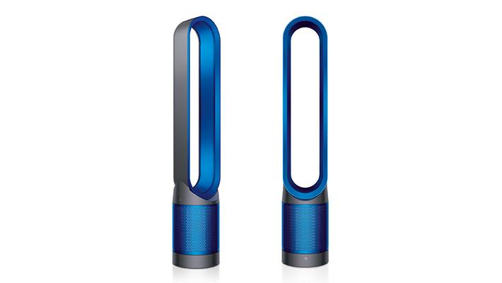 Dyson Pure Cool™ 二合一涼風空氣清淨機 TP00 (鐵藍色) | Dyson Taiwan