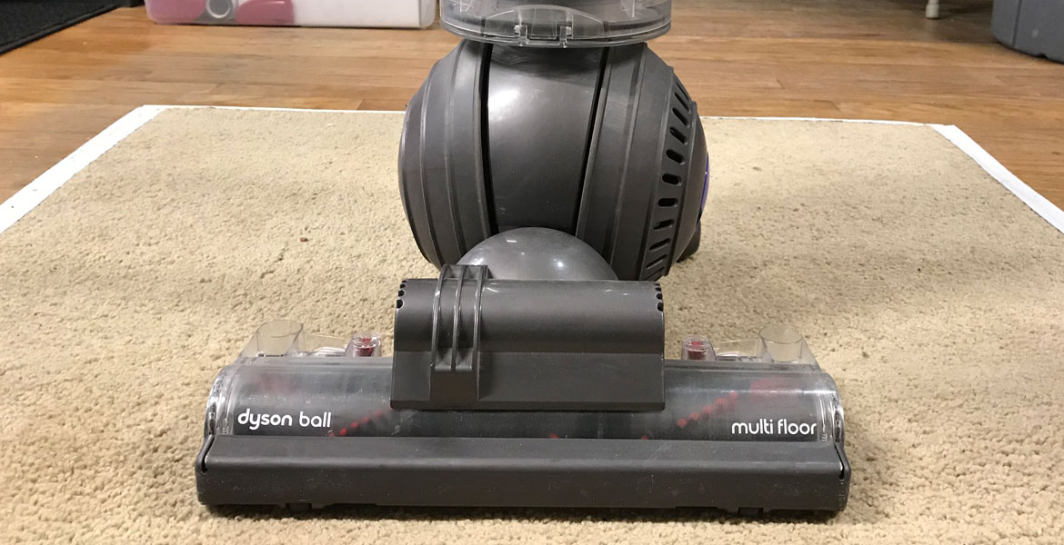 Dyson Ball multi floor vacuum repair