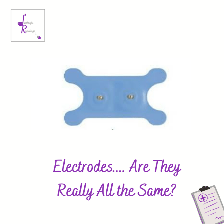 Electrodes…..Are they really all the same??