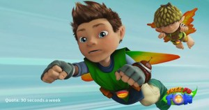 Tree Fu Tom - BBC Cbeebies