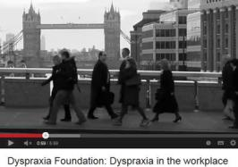 Dyspraxia in the workplace film