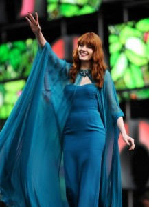 Florence Welch Famous Dyspraxic