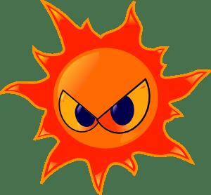 hot temper
