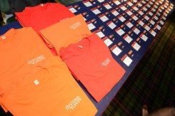 Time for registration and DE t-shirts for sale!
