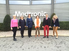 Team Dystonia Europe and Medtronic