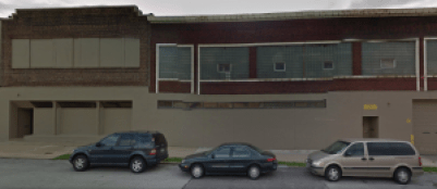 3109 Gilham Rd., former site of the Cowtown Ballroom, in 2011; photo stolen from Google Maps