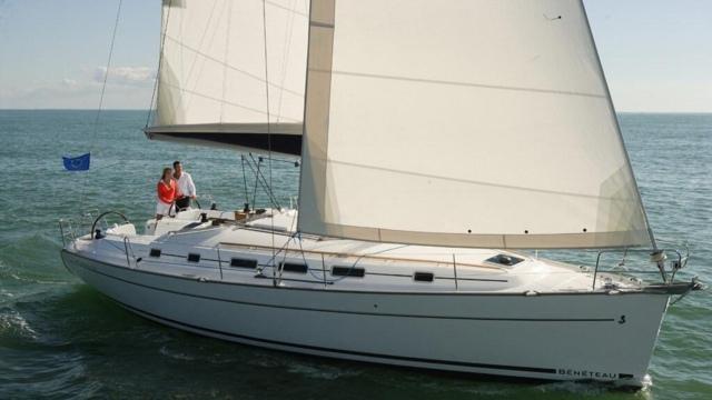 Yacht Beneteau 43