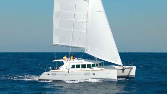Yacht Lagoon 440
