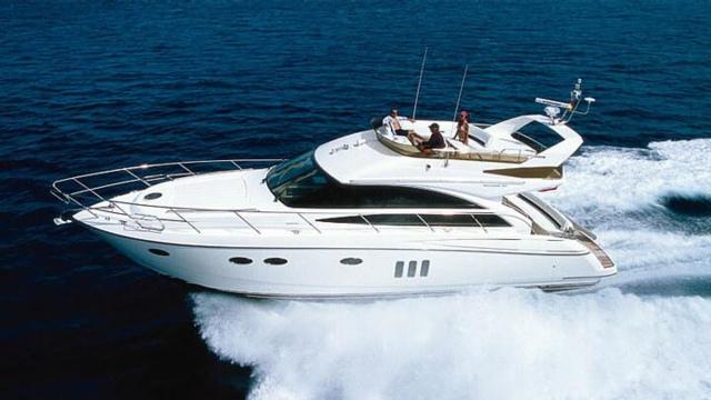 Yacht Princess 54