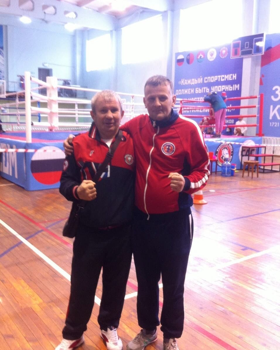 Первенство Кемеровской области по боксу среди юниоров