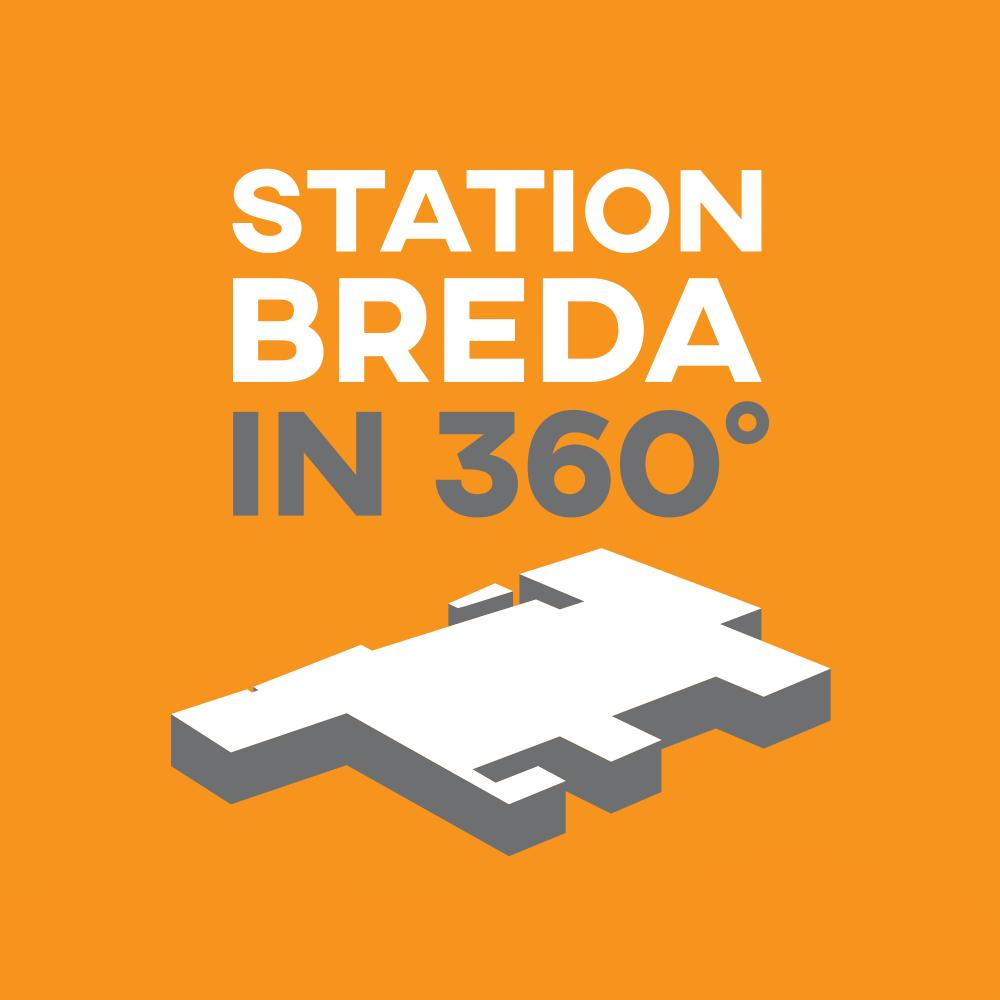 STATION BREDA IN 360°