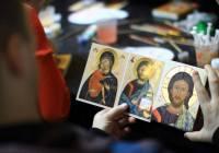 Молитва пензлем: як у Львові навчають писати ікони
