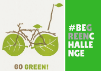 10 Days without Plastic Material: the Youth Calls for #BEGREENCHALLENGE