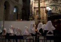 В Єрусалимі розпочали реставрацію Гробу Господнього