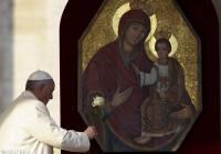 Вперше чудотворна ікона «Милосердя двері» перебуватиме в Україні