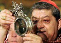 Чудо крові святого Януарія в черговий раз відбулося в Неаполі