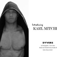 DYVERS EXCLUSIVE : Introducing KARL MITCHELL by photographer Vince Chase